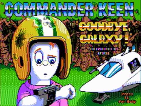 Patch: Commander Keen 4 - Composite CGA Edition