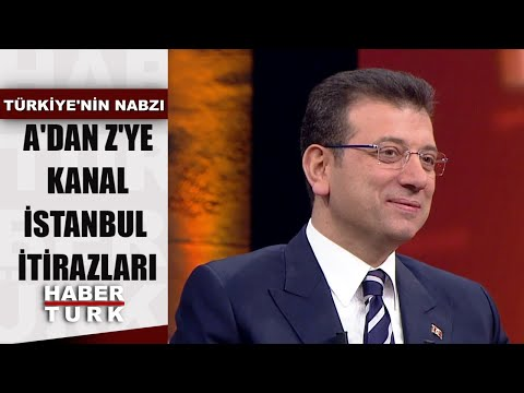 Ekrem İmamoğlu Habertürk'te (Programın Tamamı) | Türkiye'nin Nabzı - 8 Ocak 2020