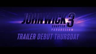 "Джон Уик 3"" 2019 тизер-трейлер"