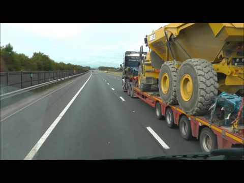 A Weekend Away on General Haulage (Part 3)