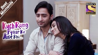Kuch Rang Pyar Ke Aise Bhi   Dev Pleases Sonakshi   Best Moments