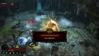 Diablo 3, gameplay Historia 35, Encontrando la Torre de Korelan