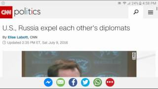 US/RUSSIA EXPEL EACH OTHERS DIPLOMATS, TO PREPARE FOR WAR?