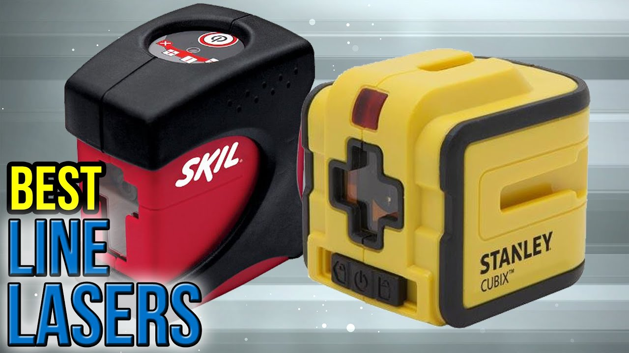 10 best line lasers