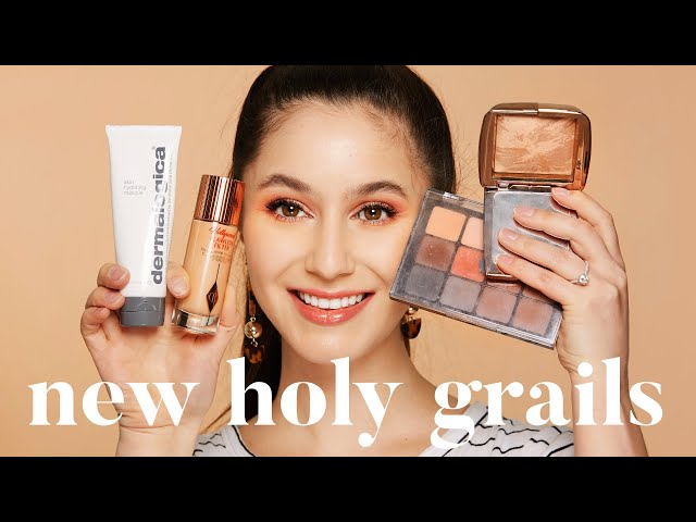 Holy Grails Ive REPLACED! Reacting To My Old Favourites Video | Karima McKimmie