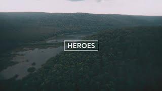 Heroes lyric video - Brave New World - Amanda Cook - Bethel Music