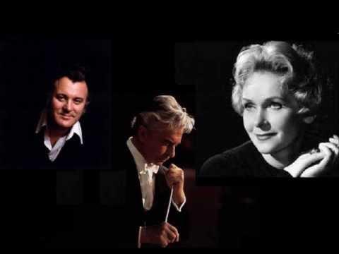 J. Strauss II, Die Fledermaus, Karajan,Gedda, Schwarzkopf 1955