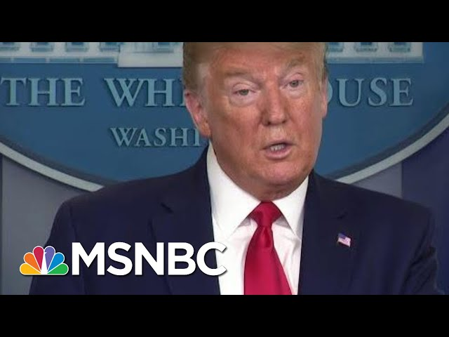 Joe: This Is The Press Conference Scientists Wanted Two Weeks Ago | Morning Joe | MSNBC