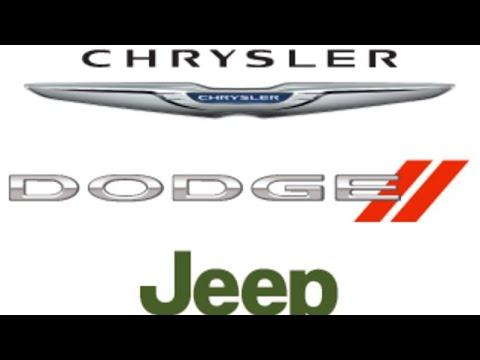 Dodge Chrysler Jeep No Bus Code Fix