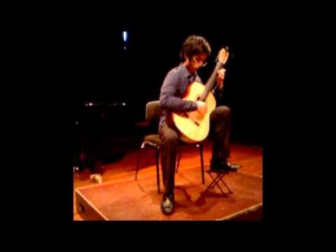 Classical Guitar Recital (2nd year) - Jeffrey Cheah