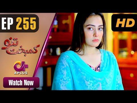 Kambakht Tanno - Episode 255 - Aplus ᴴᴰ Dramas