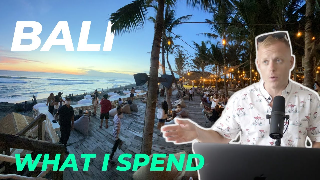 Cost of Living 1 Month in Bali  – Budget vs Baller