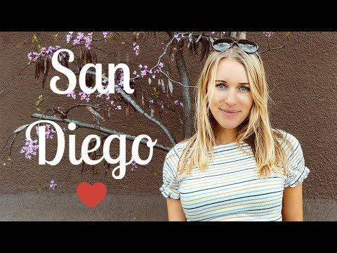 THRIFTING In SAN DIEGO | Zoey's Diary 39