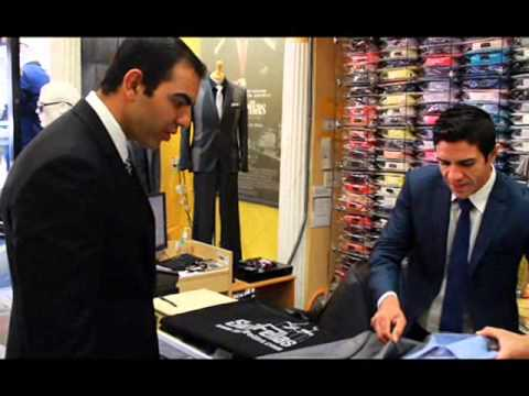 Best Place to Buy Mens Suits in Los Angeles - YouTube