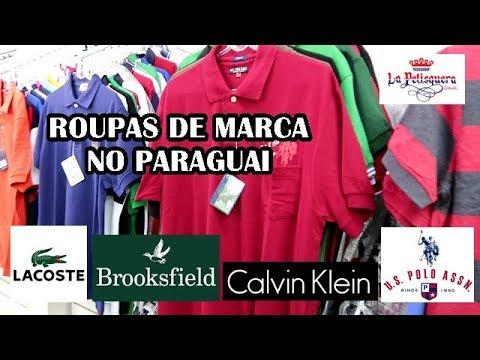 b30c80d7389 ROUPAS ORIGINAIS NO PARAGUAI- LACOSTE- U.S POLO - CALVIN KLEIN - BROOKFIELD