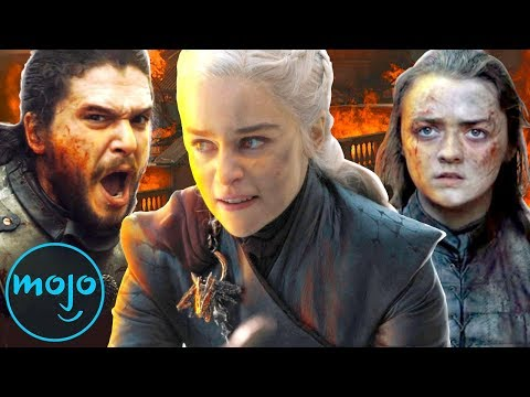 LIVE! Game of Thrones S08 E06 Reaction – WM Breakdown