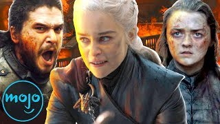 LIVE! Game of Thrones S08 E06 Reaction – WM Breakdown