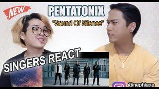 [SINGERS REACT] Pentatonix - Sound Of Silence