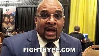 MAYWEATHER CEO REACTS TO ADRIEN BRONER GOING OFF AT FINAL PRESSER; ANALYZES PACQUIAO'S STATE OF MIND