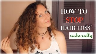 How To Stop Hair Loss Naturally - 10 Root Causes for Hair Loss that Might Surprise You