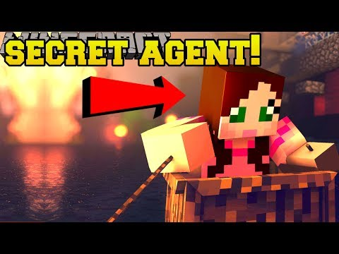 Minecraft: BECOMING A SECRET AGENT!!! - Arrendor - Custom Map [1]