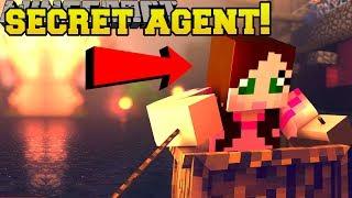 Minecraft: BECOMING A SECRET AGENT!!! - Arrendor - Custom Map [1] thumbnail