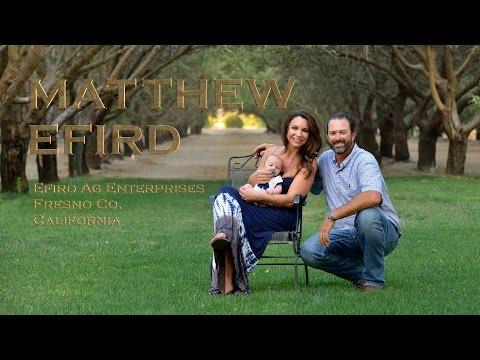 Matt Efird - America's Best Young Farmers & Ranchers 2016 - DTN/ The Progressive Farmer