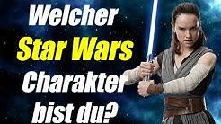 ✔ Welcher Star Wars Charakter bist du? | Persönlichkeitstest