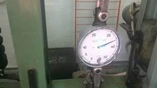 Динамометр. Калибровка ДПУ(, 2015-04-02T09:54:26.000Z)