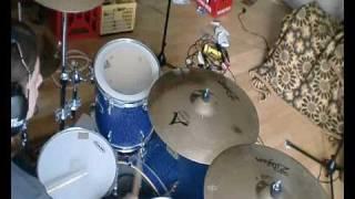 butch. - Nirvana - Frances Farmer Will Have Her Revenge On Seattle [Drum Cover #1]