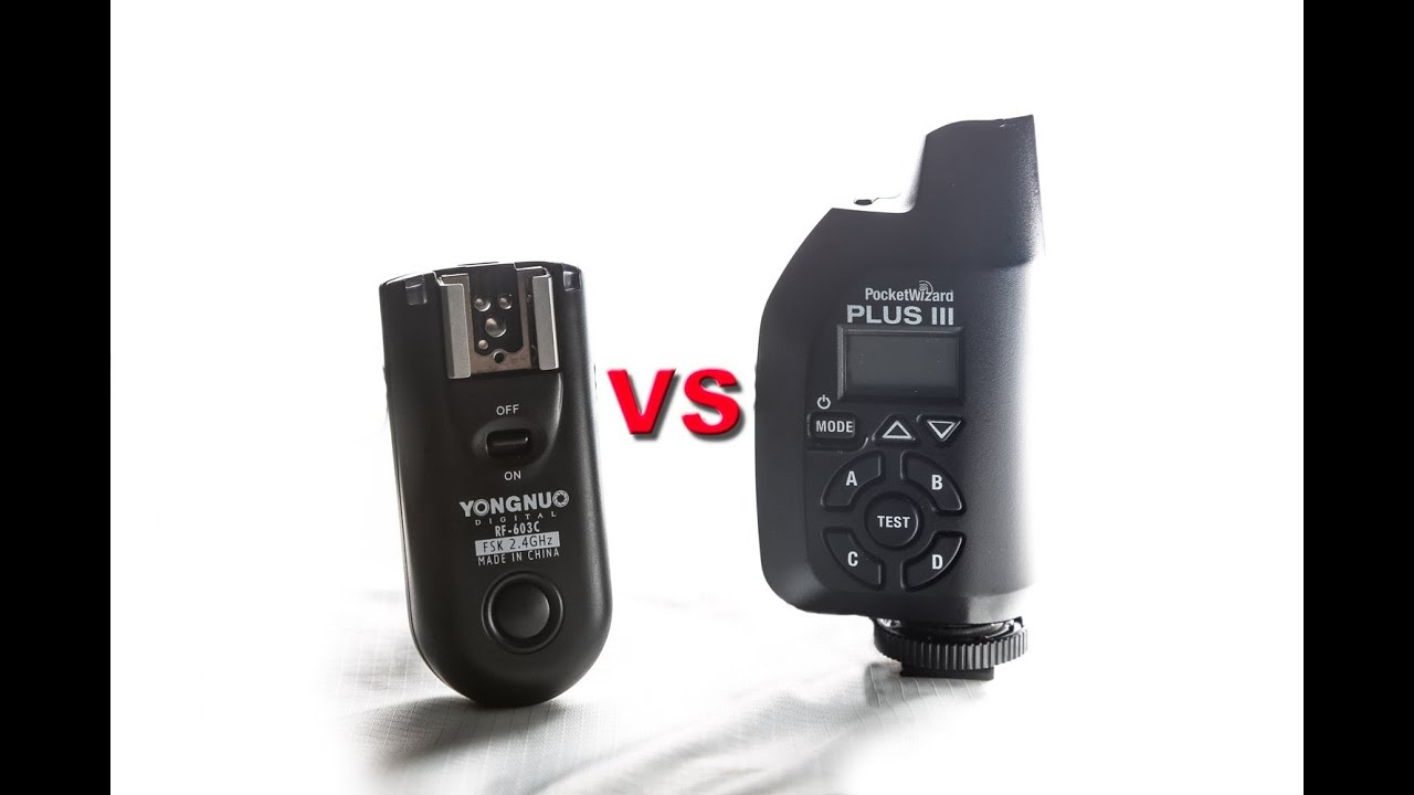 Pocket Wizard Vs Yongnuo Flash Triggers Which Is Best