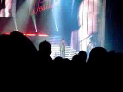 Westlife - Footloose - Belfast 2005