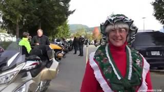41st Annual Lower Mainland Christmas Bureau Motorcycle Toy Run