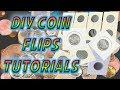 DIY COIN FLIP TUTORIAL, How to make