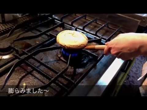 カルメ焼きの作り方★ふんわりとしたカルメができあがります!Honeycomb toffee of how to make ★ Easy to handle soft and was Carme!