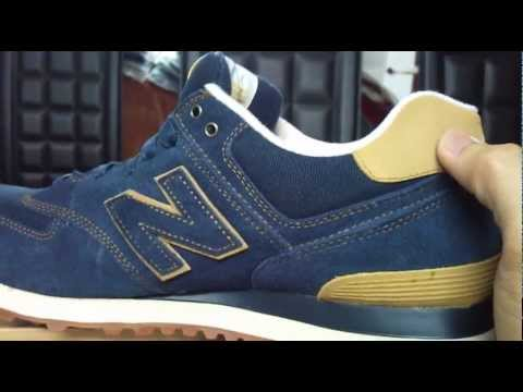 new balance 574 denim