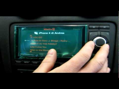 2007 audi rns e manual