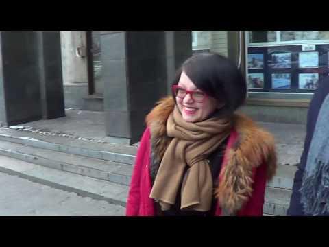 Видео: Российские беженцы в Украине, против лоббистов интересов РФ и отмены закона Зеленского.