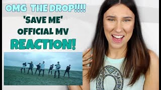 BTS (방탄소년단) Save Me Official MV Reaction