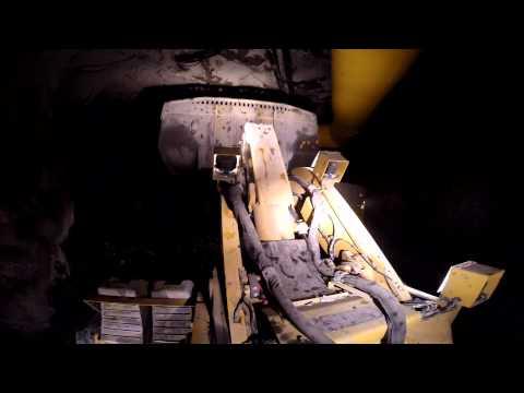 Eagle Mine - Mining Process