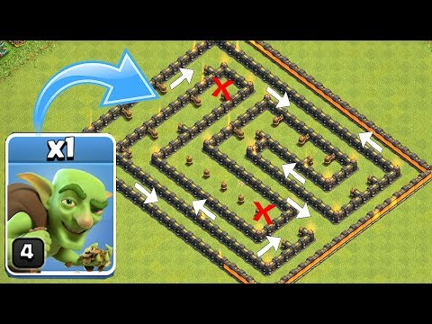 WHERE IS THE GOLD!?!?   Clash Of Clans   GOBLIN MADNESS!
