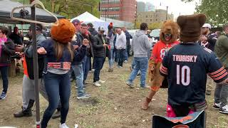 Chicago Bears vs New Orleans Saints 2019 Tailgate Party