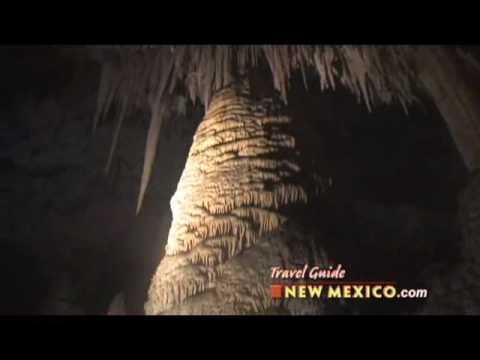 Travel Guide New Mexico tm Carlsbad Caverns, Carlsbad, New Mexico