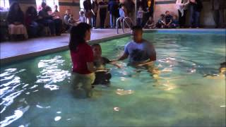 Water Baptism Chapel Springs   Stafford 3 9 14