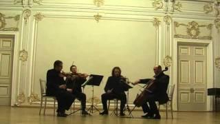Bela Bartok. String Quartet no.6. II. Mesto - Marcia