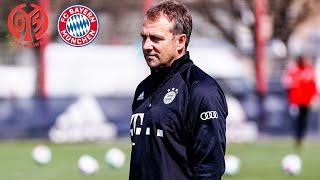 🎙️ Mit Lewandowski zur Meisterschaft? | Pressetalk mit Hansi Flick | Mainz 05 - FC Bayern