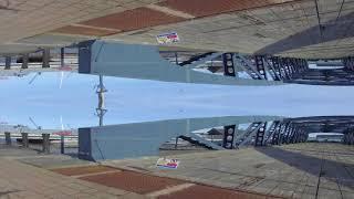 Dramatic Drone Mirror