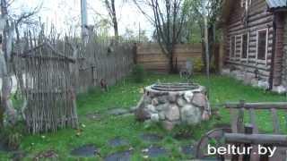 Усадьба Весёлая хата - территория, Усадьбы Беларуси