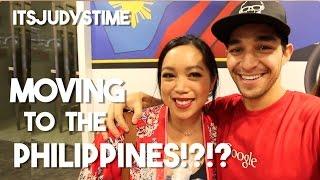 Judy & Benji Moving to the Philippines?! (ft. ItsJudysLife, Benji Travis)