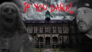THEY WANTED US OUT! Haunted Pennhurst Asylum PART 4